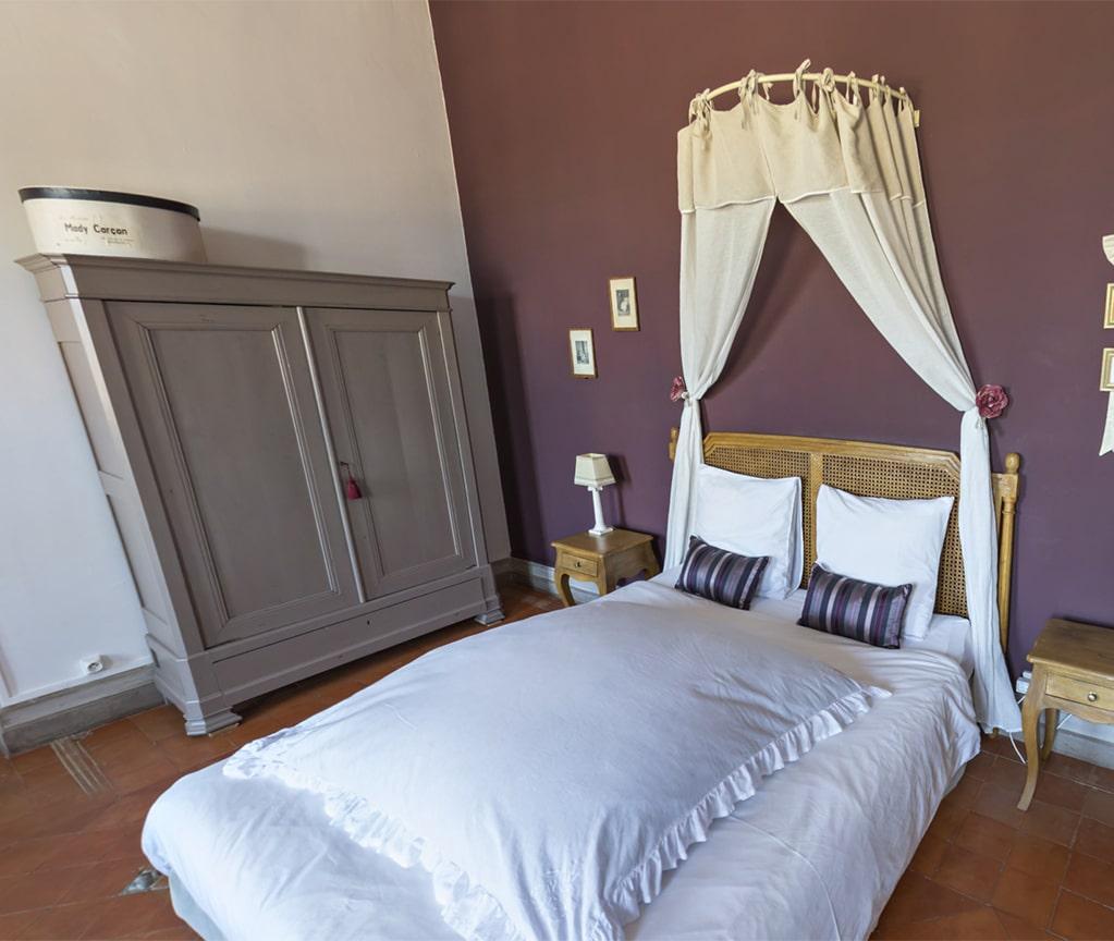 Amandine Chambre d'hôtes Carcassonne