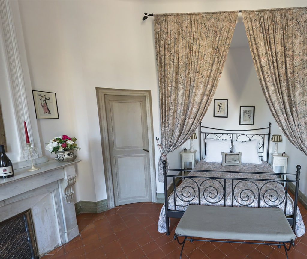 Florentine Chambre d'hôtes Carcassonne